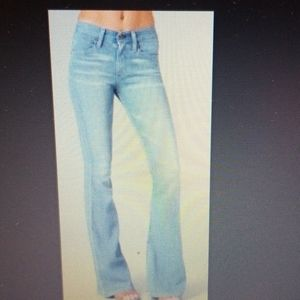 AG Farrah 70's bell bottom jeans